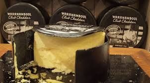 CHEESE VINTAGE CLUB CHEDDAR ROUND 1KG WARRNAMBOOL
