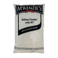 BAKING POWDER 500GM MCKENZIE