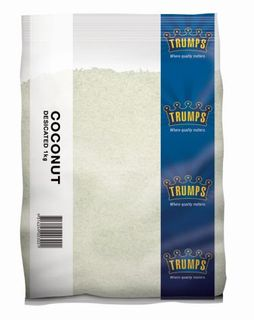 COCONUT DESICCATED 1KG TRUMPS