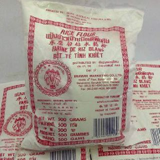 FINE RICE FLOUR 500GM PACKET