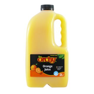 BOTTLED JUICE