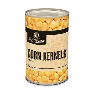 CORN KERNELS 425GM SANDHURST