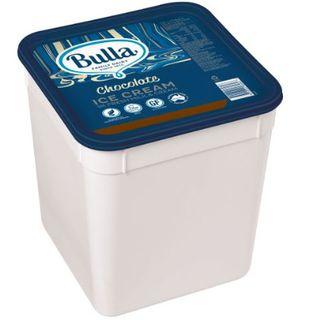 ICE CREAM CHOCOLATE 10LT BULLA
