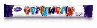 CHOCOLATE BAR CURLY WURLY 48 X 26G