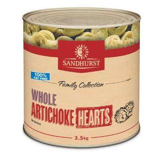 ARTICHOKES HEARTS 2.65KG SANDHURST