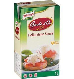 HOLLANDAISE SAUCE 1LT