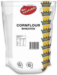 CORNFLOUR WHEAT TRUMPS 3KG