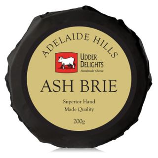 ADELAIDE HILLS ASHED BRIE 200GM