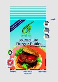 Beef Burger Gourmet Lite 80G X 8