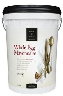 Whole Egg Mayonnaise 20Kg Birch & Waite