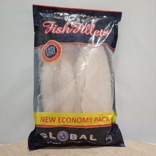 Basa Fish Fillets 800G Global Seafood