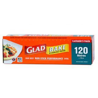 Glad Bake Baking Paper 120Mx30Cm