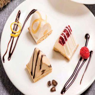 Dessert Bites Mixed Box Tray Of 90 Portions - Priestleys