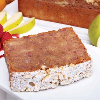 Bread Pear & Raspberry 2Kg