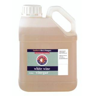White Wine Vinegar 5Lt Sandhurst