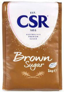 SUGAR BROWN 1KG CSR