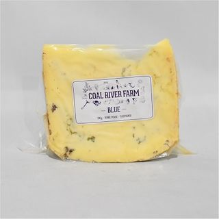 COAL RIVER BLUE CHEESE 130GM