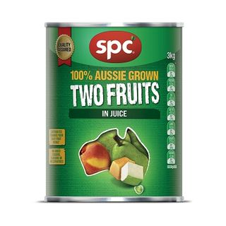TWO FRUITS IN JUICE SPC A10