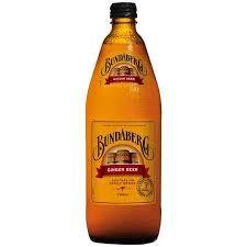 Bundaberg Ginger Beer 750Ml X 12