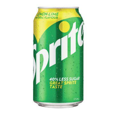 Sprite Lemon Lime 375Ml X 24 Cans