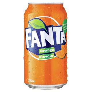 Fanta 375Ml X 24 Cans