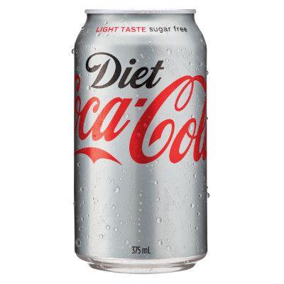 Diet Coke 375Ml X 24 Cans