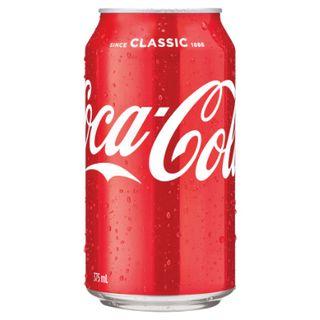 Coke 375Ml X 24 Cans