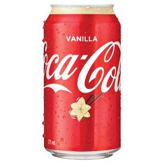 @ Coke Vanilla 375Ml X 24 Cans