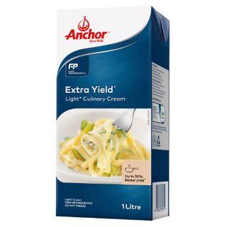 Cream Cooking Extra Yield Light Uht 1Lt