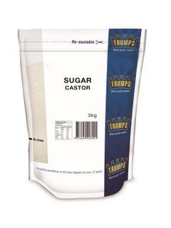 Sugar Caster 3Kg Trumps