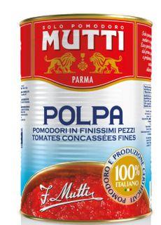 Tomato Chopped Polpa A12 Mutti