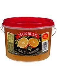 Jam Marmalade 2.5Kg Kraft