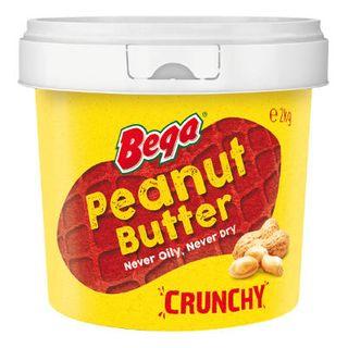 Peanut Butter Crunchy 2Kg Bega