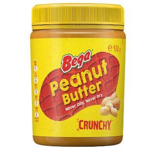 Peanut Butter Crunchy 470G Bega
