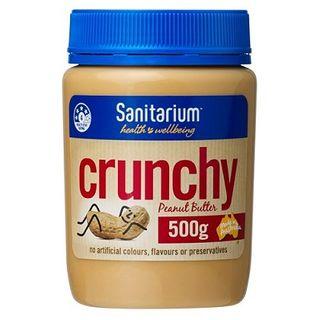 Peanut Butter Crunchy 500Gm Sanitarium