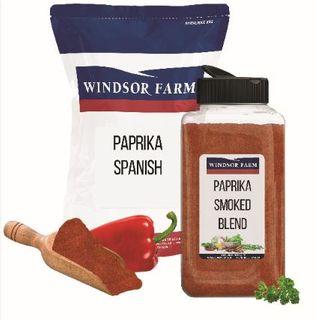 Paprika Smoked 1Kg Windsor Farm