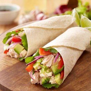 Tortilla Medium Vegan & G/F 8'S