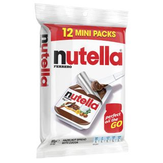 Nutella Snack Pack ( 15G X 12Pck)  Ferr