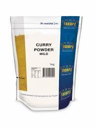Curry Powder - Mild 1Kg