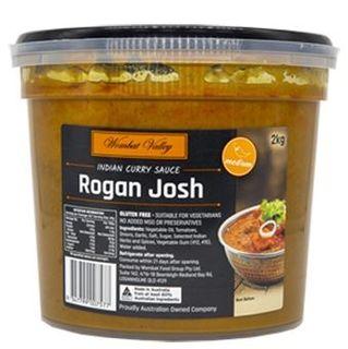 Rojan Josh Simmer Sauce 2Kg Wombat Valley