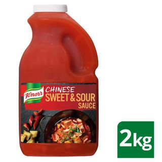 Chinese Sweet & Sour Sauce Gf 2Kg Knorr