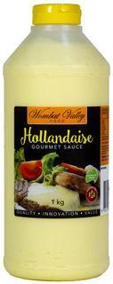Hollandaise Sauce Squeeze 1Lt Wombat