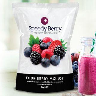 Mixed Berries 1Kg Speedyberry