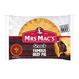 Pie Beef Famous Snack 110G X 18