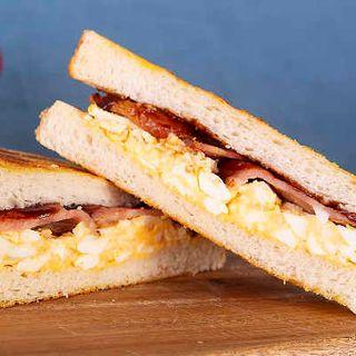 Toastie Bacon & Egg 12 X 255G