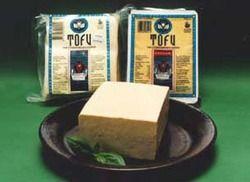 Fresh Tofu 500Gm Blue Lotus Firm