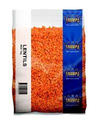 Lentils Red 1Kg Trumps