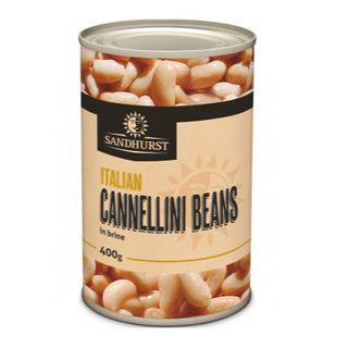 Beans Cannellini Italian 400G Sandhurst
