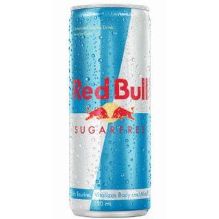 Red Bull Sugar Free 250Ml X 24