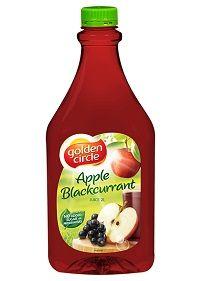 Juice Apple Blackcurrent Pet 2Lt